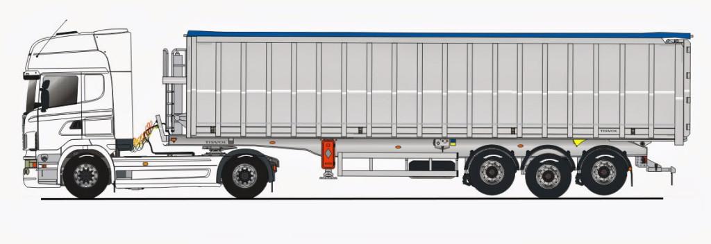 Elevador - Scania Tisvol CG 1