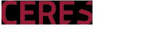 Logo gama Ceres - semirremolques basculantes especialiales para el transporte de graneles ligeros y palets
